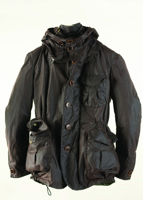 Barbour Beacon TO KI TO Wax Driving Jacket